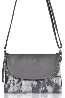Leather Crossbody Bag - Georgie