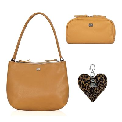 Christmas Combo Deal Leather - Butterscotch