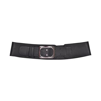 Waist Leather Belt - Wide