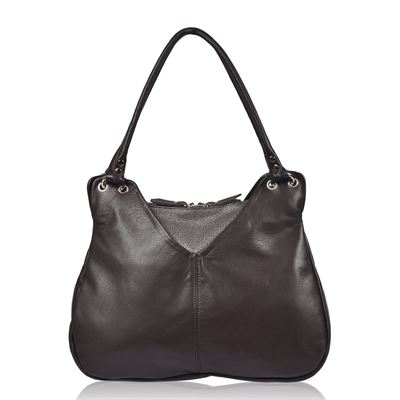 Leather Shoulder Bag Stingray - Eugene RRP £240