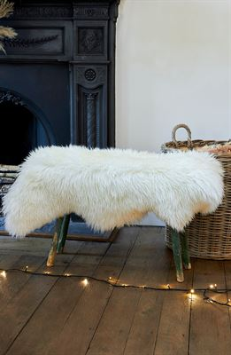 Yetti Sheepskin Rug - Single