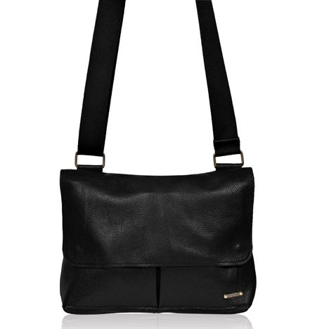 Leather Satchel Bag - Ripley
