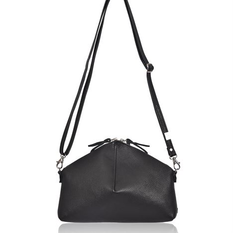 Leather Crossbody Bag - Cleeve