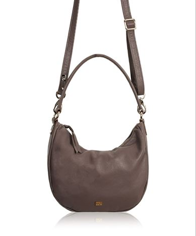 Leather Crossbody/Shoulder Bag - Luna