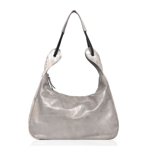 Cowhide Shoulder Bag - Shelly