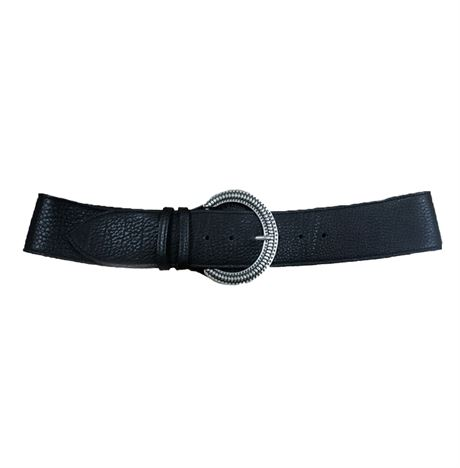 Leather Waist Belt - Devon