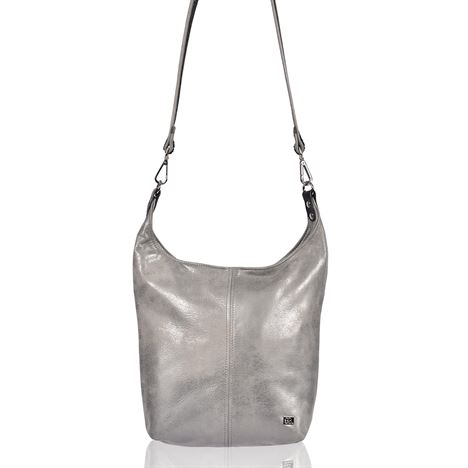 Leather Crossbody Bag - Westie